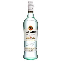 RUM Bacardi-37.5-70 cl
