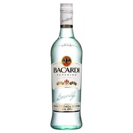 Bacardi Rum-37,5-70 cl