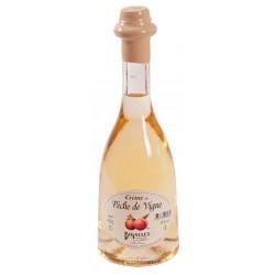 Crema de melocotón Bigallet Vine 18 ° 50 cl
