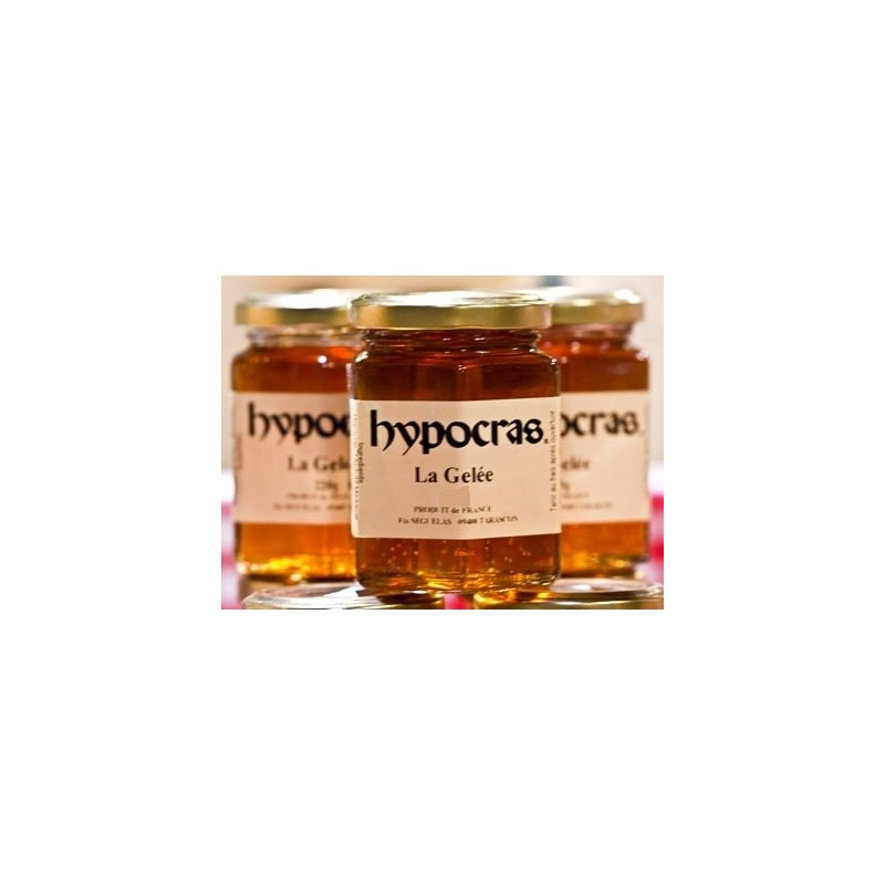 hypocras -The Jelly - 50 g jar
