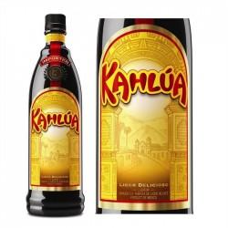 LIKÖR -Kahlua -bis Grundlage von Kaffee 20 ° 70 cl