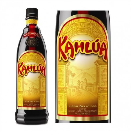 LIQUEUR -Kahlua -to coffee base 20 ° 70 cl