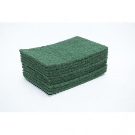 SPONGE PAD GREEN -22.5 Cm x 14 cm - 10