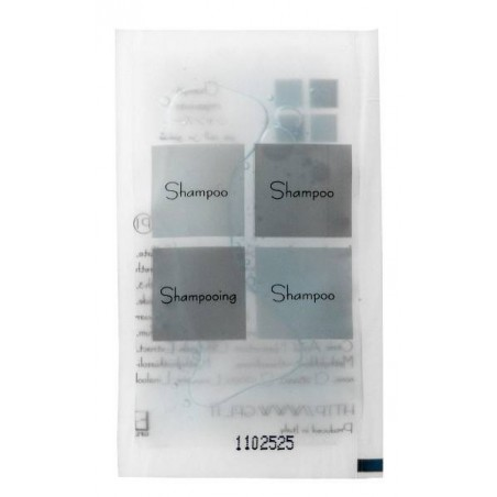 SHAMPOO -12 ml- bag ELEGANCE - 600