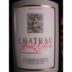 CORBIERES -VINO AOC TINTO- Château Haut Gléon 75 cl