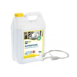 DECAPANT FOUR GEL -Graisses carbonisées- Bidon 5 L