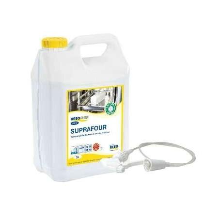 DECAPANT FOUR GEL -Graisses carbonisées- Bidon 5 L