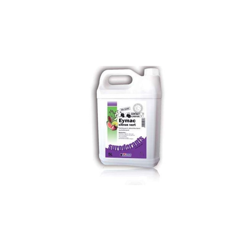 Detergente disinfettante Air deodorante -pompelmo- Can 5 L