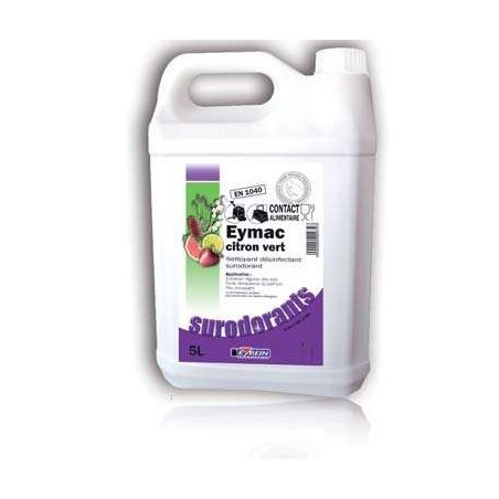DISINFECTANT CLEANER Air freshener -grapefruit- Can 5 L