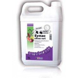 CLEANER DISINFECTANT AIR FRESHENER Eymac at Lily of the Valley - 5 L can
