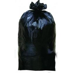 """SAC POUBELLE """"Maxibel"""" -Noir 44 µ 130 L- les 25 sacs"""