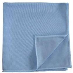 "Glatte MOP BLUE ""Spezialglas"" -40 x 40 cm- MIKROFASERTUECHER"
