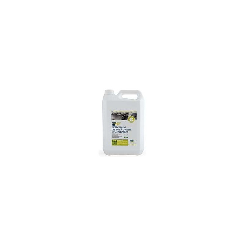 ODOR DESTROYER BIOTREATMENT -Canalisations and tray graisse- Can 5 L