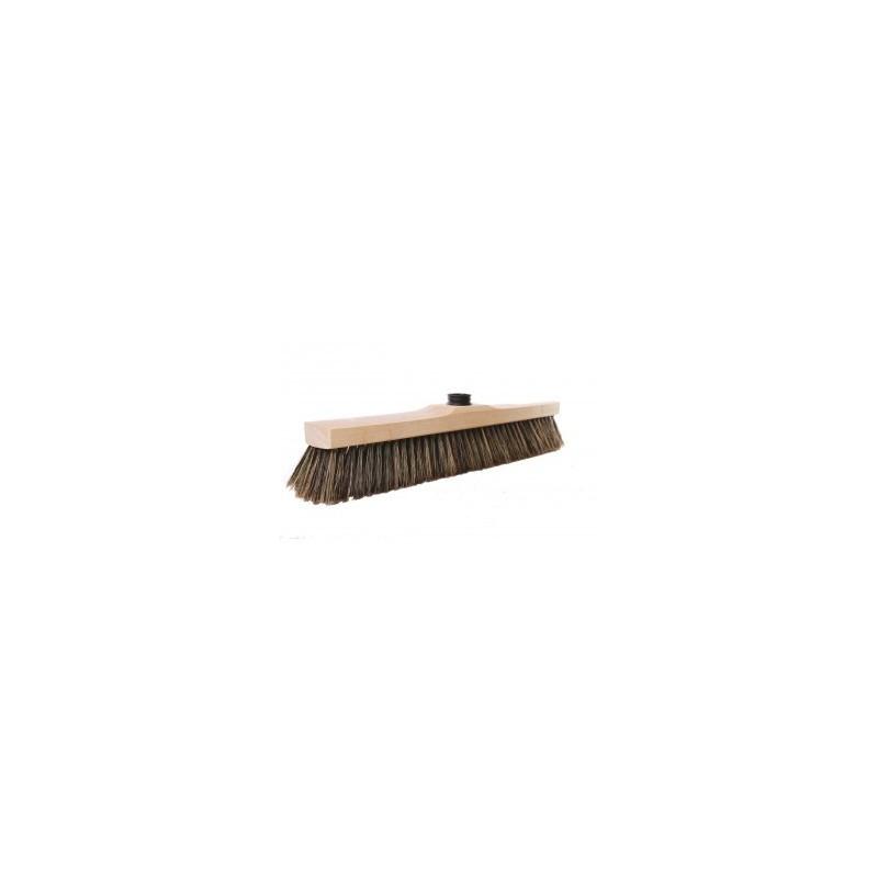SILK GREY SUPERIOR BROOM 40 cm-socket screw