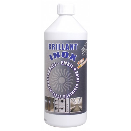 NETTOYANT INOX ALIMENTAIRE - Aérosol 500 ml