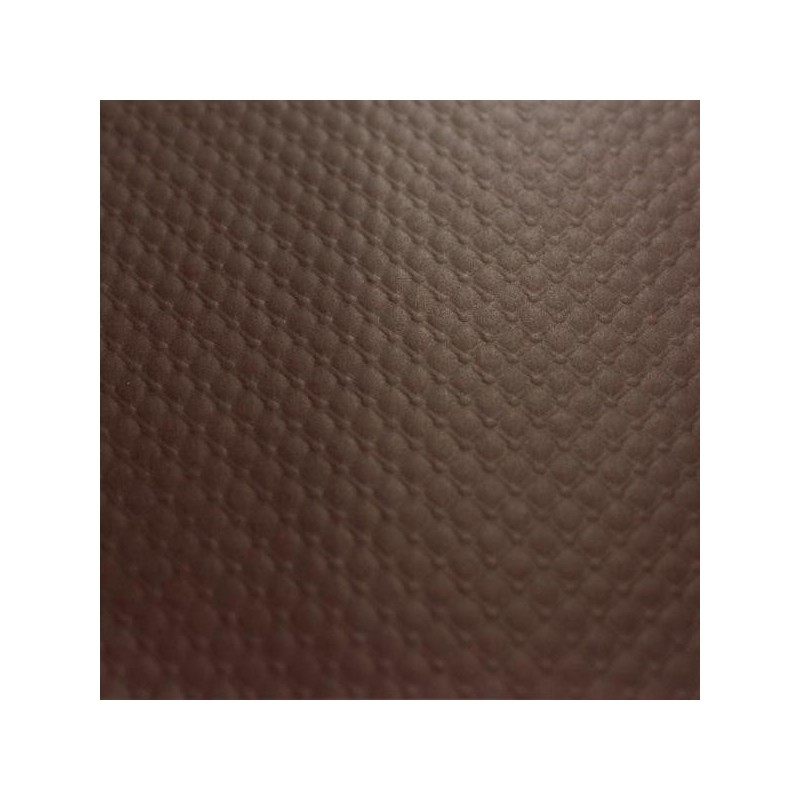 carta goffrata tovaglia -70X70 - Chocolate Brown - 500