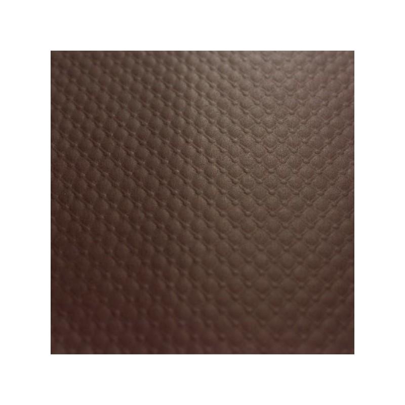 mantel de papel gofrado -70X70 - marrón - 500