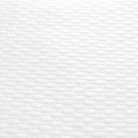 Nappe en papier gaufré -70X110 - BLANC - les 500
