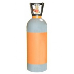 Tube of 10 kg of CO2 gas (€ 83.50 set included in the price)