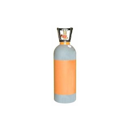 Tubo di 10 kg di gas CO2 (€ 83,50 set compresa nel prezzo)