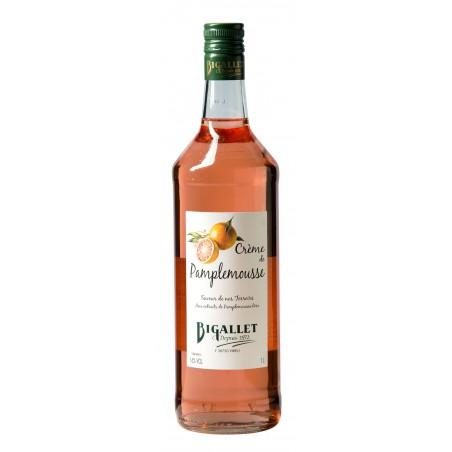 CREME de Pamplemousse Rose Bigallet 16° 1 L