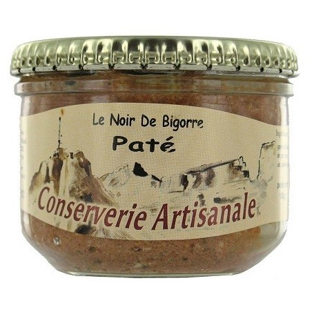 "Pork of Black Pork ""Terroir of the Pyrenees"" - jar 180 g"
