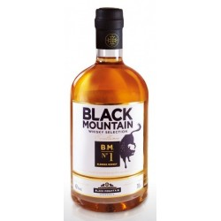 WHISKY Black Mountain BM N°1 bis 42 ° 70 cl