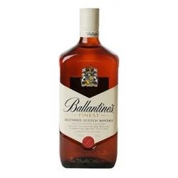 Más fino whisky Ballantine 40 ° 1L
