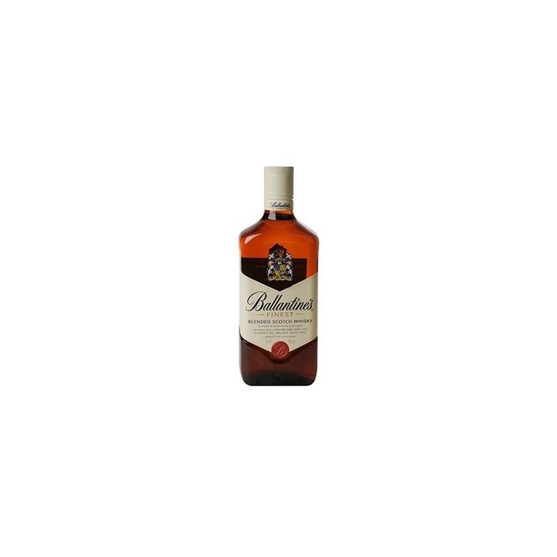 Más fino whisky Ballantine 40 ° 70 cl