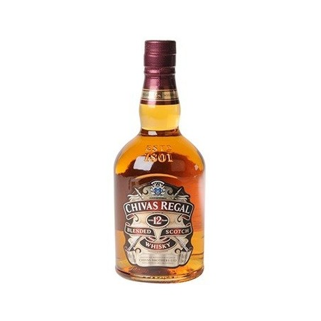WHISKY Chivas Regal 12 años 40 ° 70 cl