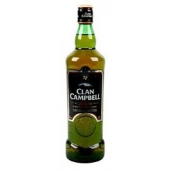 WHISKY Clan Campbell 40° 70 cl