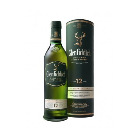 WHISKY Glenfiddich 12 years Special Reserve 40 ° 70 cl