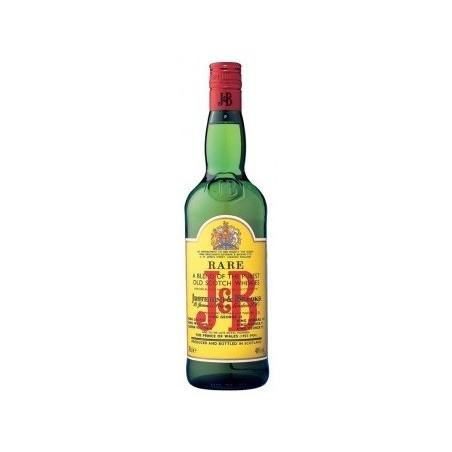WHISKY J & B Rare 40 1 L