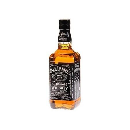 WHISKY Jack Daniels 40 ° 70 cl