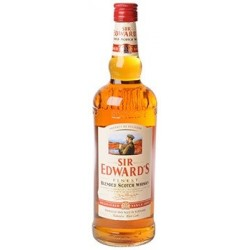 WHISKY Sir Edward's 40° 1 L