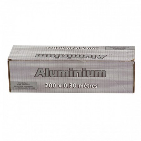 ALUMINIUM with its dispenser Μ -11 30 cm x 200 m - The roller