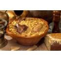 CASSOULET DE CASTELNAUDARY au confit de canard avec son plat en terre - Boîte 1500 g