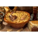 CASSOULET OF CASTELNAUDARY with duck confit with its flat earth - Box 1500 g