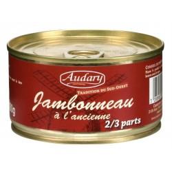 JAMBONNEAU à l'ancienne - boîte 180 g