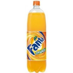 FANTA Orange -pet- 1,5 L - les 6