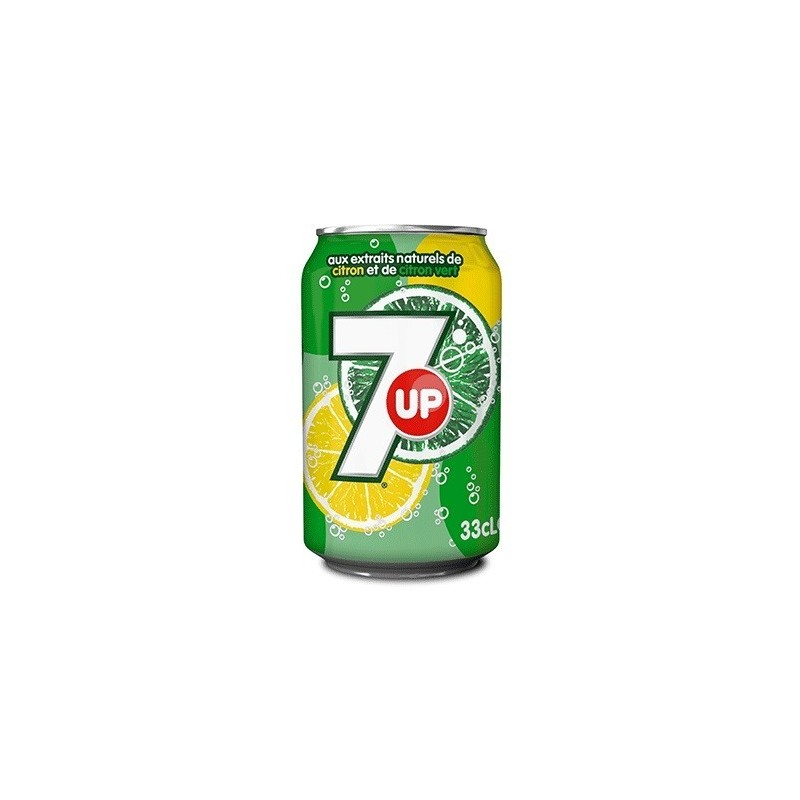SEVEN-UP-Metall 33 cl