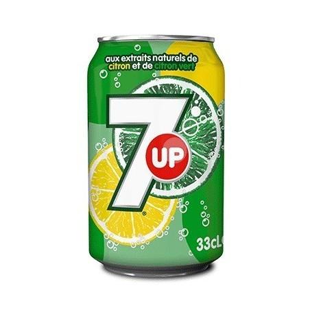 SEVEN-UP-metal de 33 cl