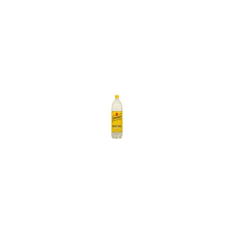 SCHWEPPES Indian Tonic -pet- 1,5 L