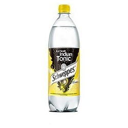 SCHWEPPES Indian Tonic -pet- 1 L