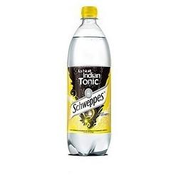 SCHWEPPES Indian Tonic -pet- 1 L