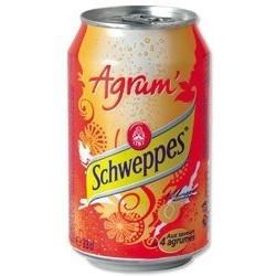 Schweppes Agrum-metal 33 cl