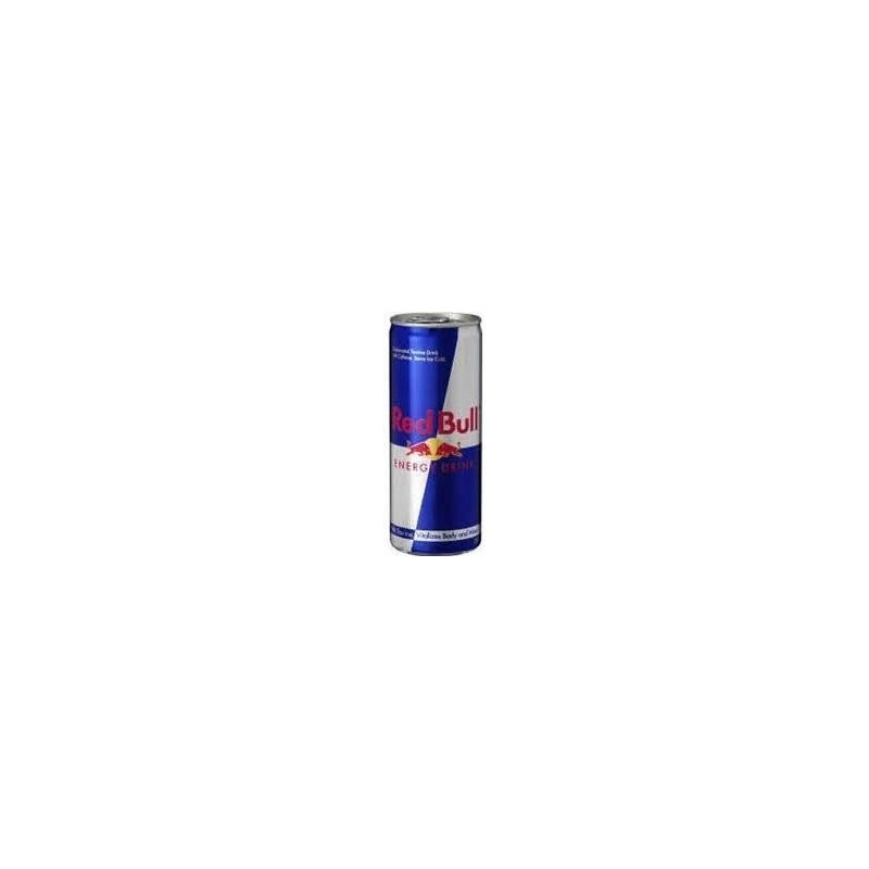 RED BULL-metal 25 cl