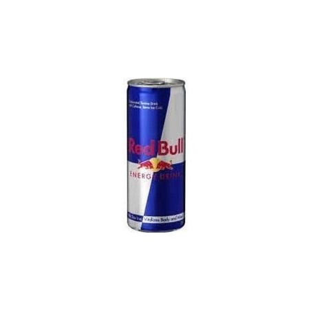 RED BULL-Metall 25 cl