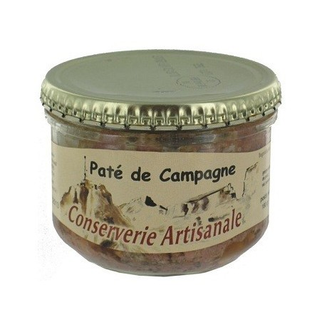 "PATE -Campaña- ""Terroir Pirineo"" tarro de 180g"
