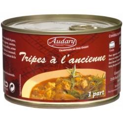 TRIPES cuisinées à l'ancienne Audary - Boîte de 400 g